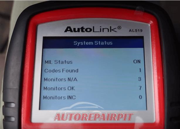Check Engine Light Malfunction Indicator Lamp On Autorepairpit Com