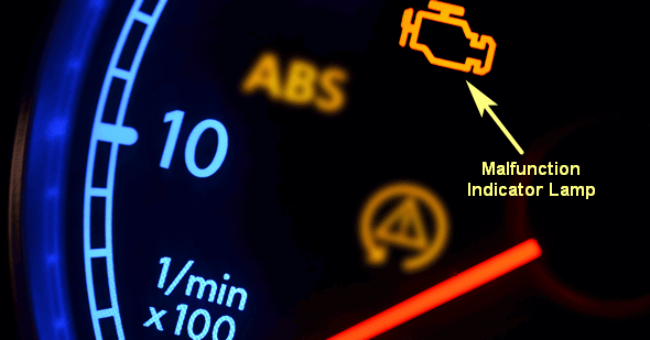 Malfunction Indicator Lamp