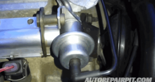 Corvette Measuring Fuel Pump Pressure
