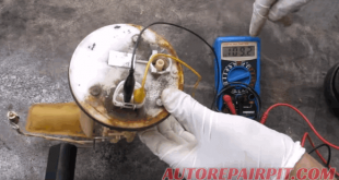 Diagnose Fuel Pump: Fuel Pressure Test