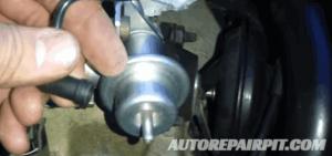 Checking Fuel Pump Pressure
