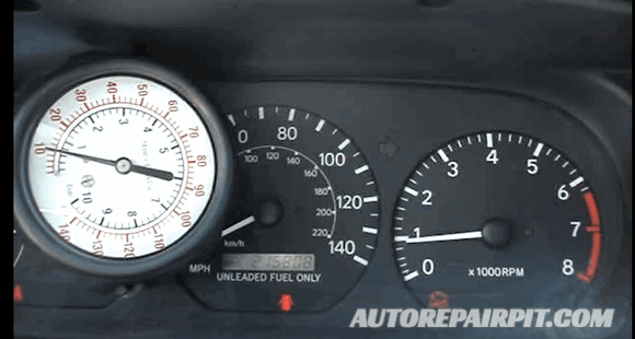Oil Pressure At 1000 RPM