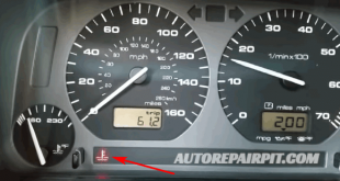 Dashboard Lights Show Engine Temperature Warning Light On