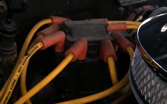 Firing Sequence 350 Chevy V8