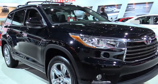 2015 Toyota Highlander Limited AWD Featured