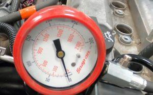 Dry Compression Test