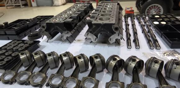 How To Rebuild A Car Engine