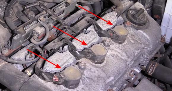 Toyota Highlander SUV 1st Generation Ignition Coils